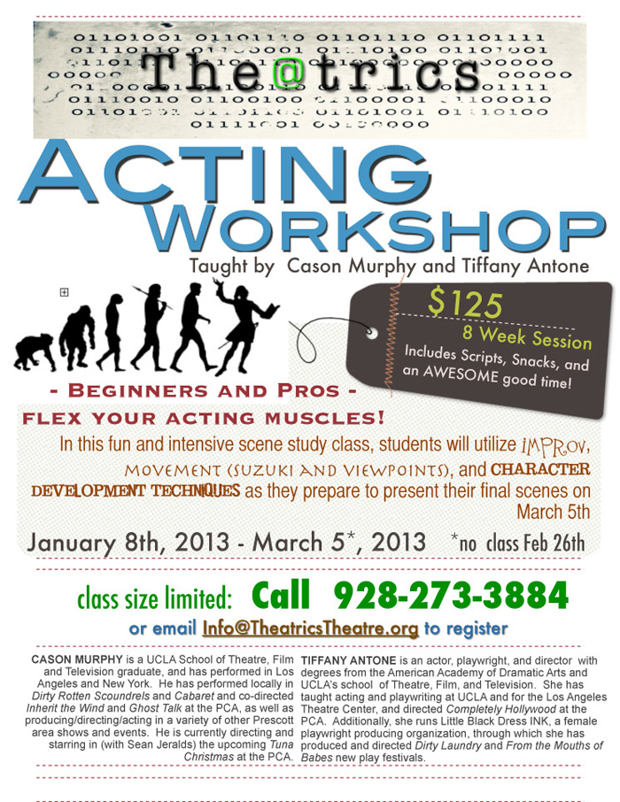 Acting Workshop 3