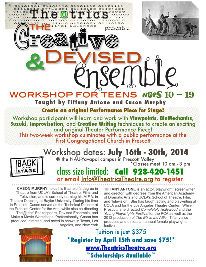 Creative Divised Workshop